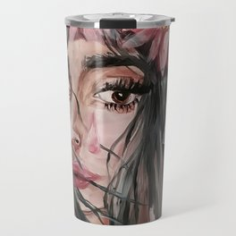 Late Bloom Travel Mug