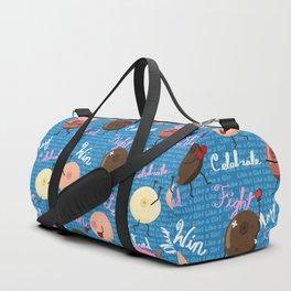 Like a girl Duffle Bag