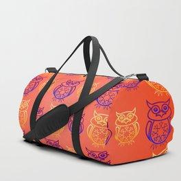 Owl Nation Duffle Bag
