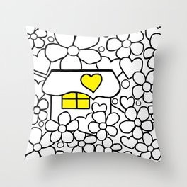 RESULT Throw Pillow