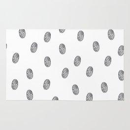 Fingerprints Rug