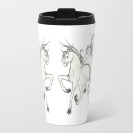 horse of DOOM Travel Mug