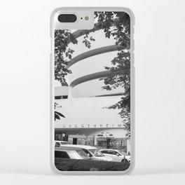 Guggenheim Clear iPhone Case
