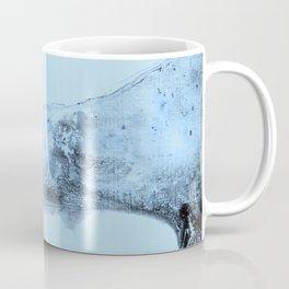 bluish texture Coffee Mug