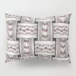 Zentangle®-Inspired Art - ZIA 48 Pillow Sham