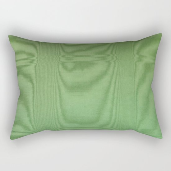 Green Room Rectangular Pillow
