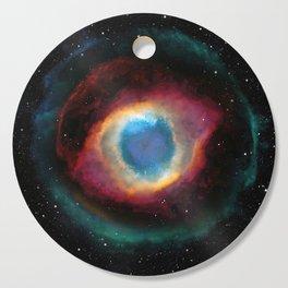 Helix (Eye of God) Nebula Cutting Board