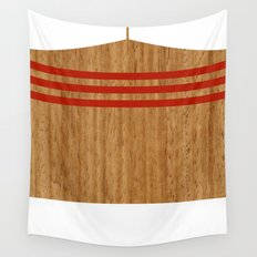 Vintage Rower Ver. 2 Wall Tapestry
