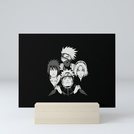 Best Team Mini Art Print