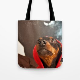 I See Dead Flies Tote Bag