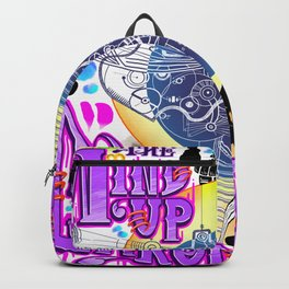 Wind-up Chronicle Backpack