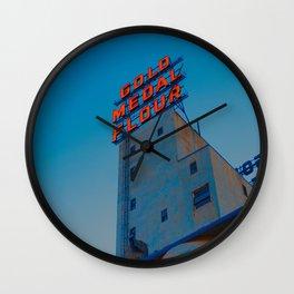 Minneapolis-St. Paul Wall Clock