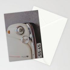 Cream White Summer Stationery Cards