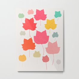 tuliptree 1 Metal Print