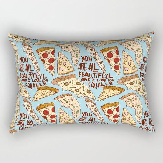 U R BEAUTIFUL Rectangular Pillow
