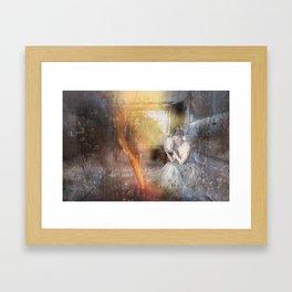 Isabelle Framed Art Print