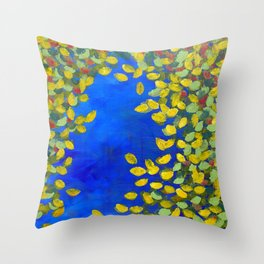 East Tennessee Spring Throw Pillow