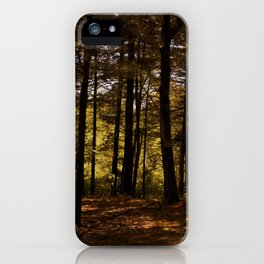 Tree Party iPhone Case