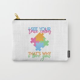 Autism Colors v1.0 Carry-All Pouch