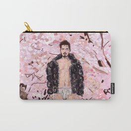 Cherry Blossom Park Dream Guy Carry-All Pouch