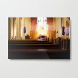 Catholic Church Metal Print