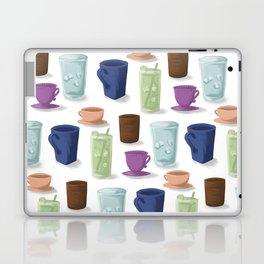 Drinks in Cups Laptop & iPad Skin