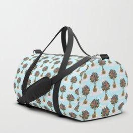 Happy Birthday Sloth Duffle Bag