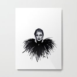 Strong elegance Metal Print