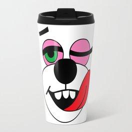 miley crus bear Travel Mug