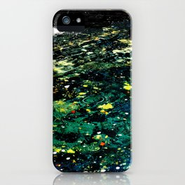Andromeda Pool iPhone Case
