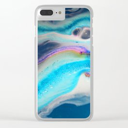 Bath Blooze Part Two Clear iPhone Case