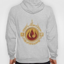 Fire Nation Admiral Hoody
