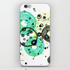 ELEMENTS II iPhone & iPod Skin