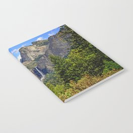 Bridaveil Falls Notebook