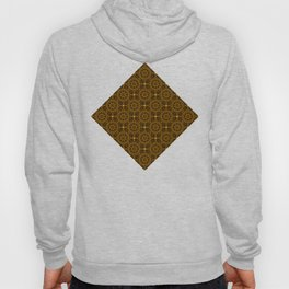 Abstract Moroccan Tiles Hoody