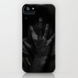 A Gripping Tale iPhone Case