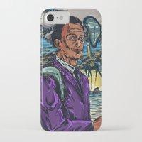 dali iPhone & iPod Cases featuring Dali  by Nicolae Negura