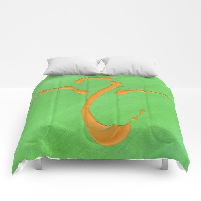 Rising Spirt Comforters