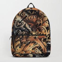 Steampunk - Fox Backpack