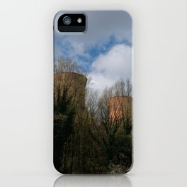 Cooling Towers Of Ironbridge iPhone Case