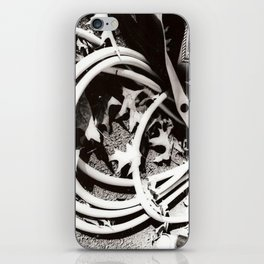 Life Clutter iPhone Skin