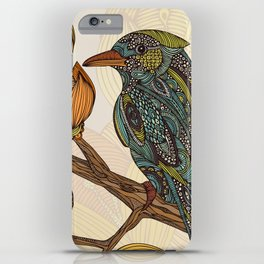 Bravebird iPhone Case