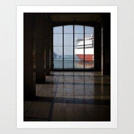 Ancona, Italy Art Print