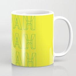 SUPAH DUPAH MEGAH BRIGHT Coffee Mug