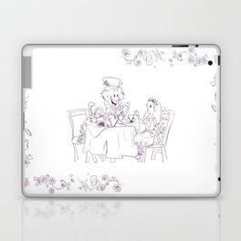 A Mad Tea Party Laptop & iPad Skin