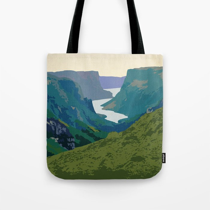 Gros Morne Tote Bag