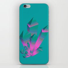 Turquoise Termination Trial iPhone & iPod Skin