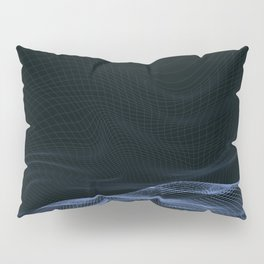 Wave Pillow Sham