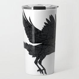 London, as the Raven Flies Travel Mug