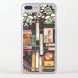 Osiris Mountain Clear iPhone Case